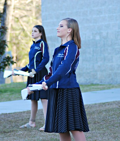 White Knoll Winter Guards
