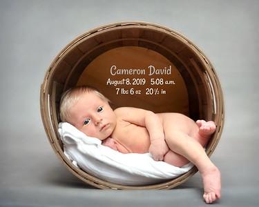 Cameron David 2019