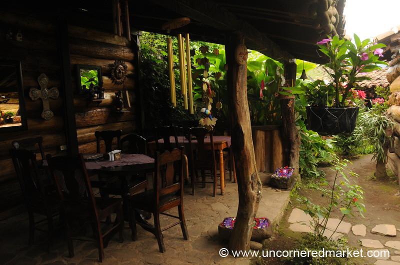 Lunch Spot - Ruta de las Flores, El Salvador