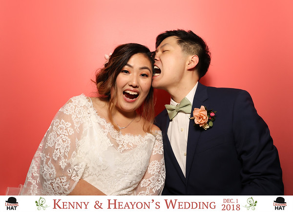 Kenny & Heayon's Wedding
