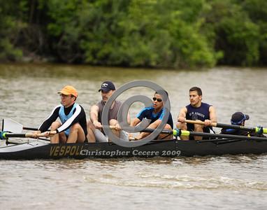 Erie Canal Firecracker 500 Rowing Event