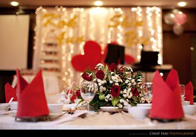 Kok Aun + Shin Yee Wedding 281110 (Dinner Session)