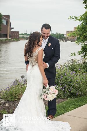 Bri and Michael Ironworks Wedding