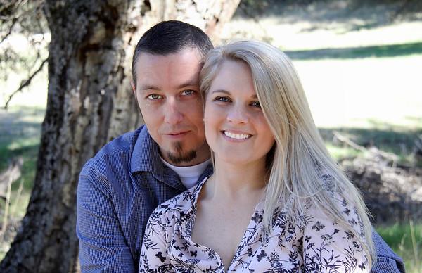 Jeremiah and Megan Engagement