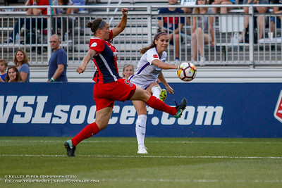 Washington Spirit v Orlando Pride (23 June 2018)