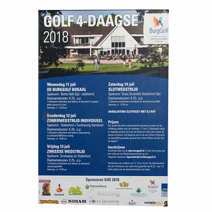 Slotdag Golf4daagse Westerpark