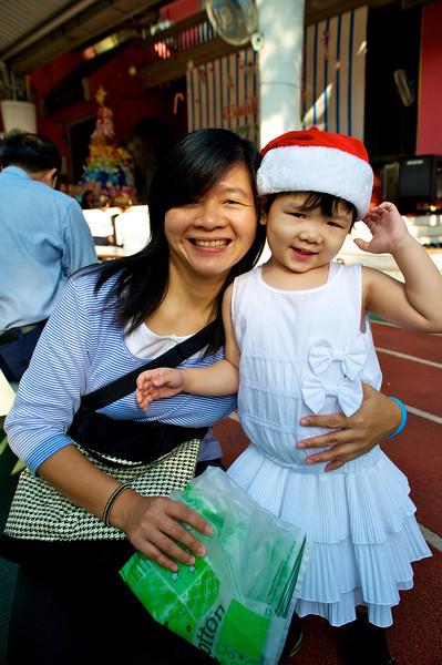 Fang Kao and Mother Nan