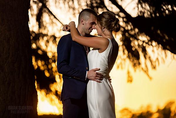 Harvest Moon Pond Wedding