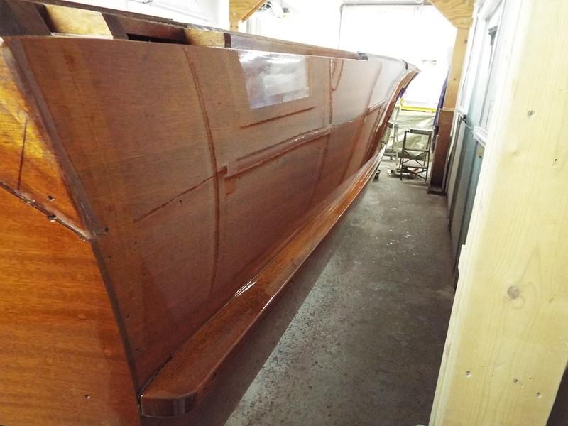 Rear starboard side view.