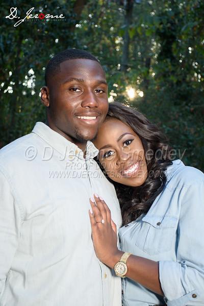 William and Donnesha Engagement