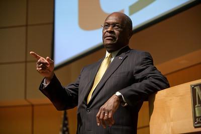 Herman Cain - September 18, 2012