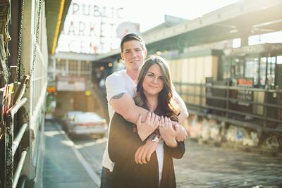 Nicole + Kienan