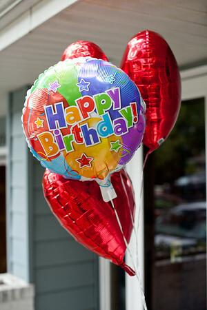 Nettie's 1st Birthday