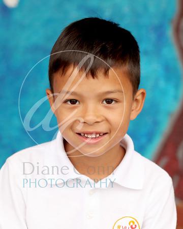 Yu Ming ~ 3rd Grade