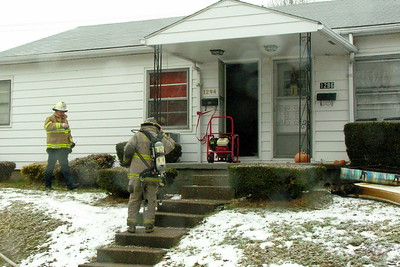 01-19-11 Coshocton FD House Fire
