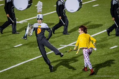 10/25/2016 UIL Region 18 Marching Contest