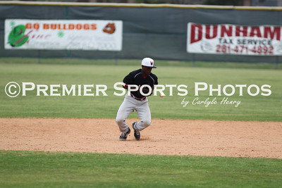 Texas City Varsity Baseball vs. Waltrip 2/20/2014