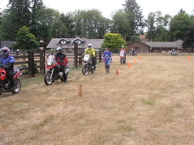 Pacific Northwest GS Rally 2006