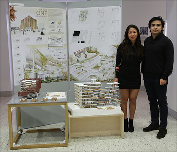 Winning Projects from ARC 403 [Senior Studio] : City/Life