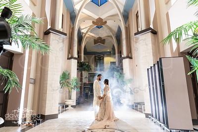 Saara & Sohail - Wedding