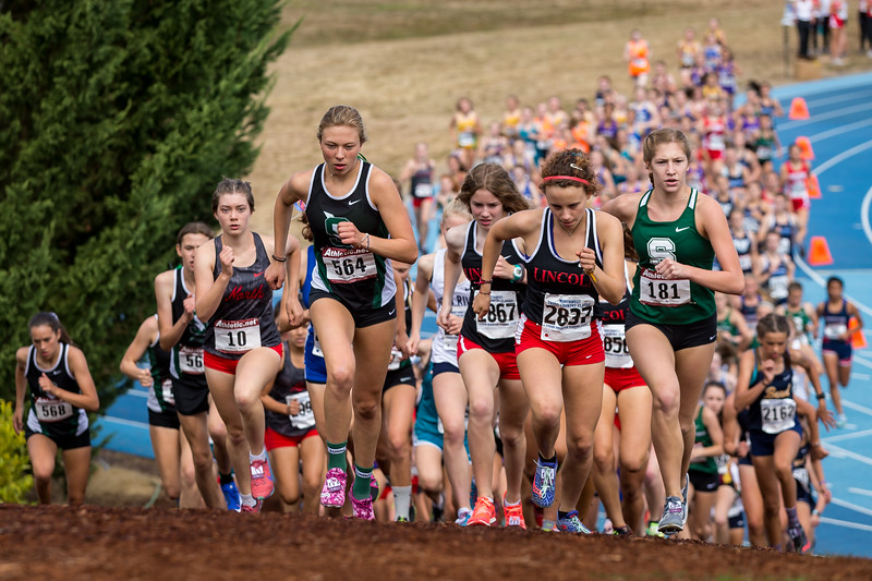 The Invitational XC meet