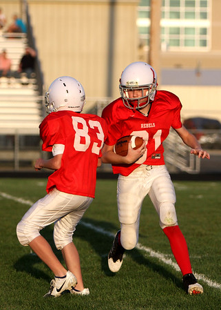 SNMS Football 2014
