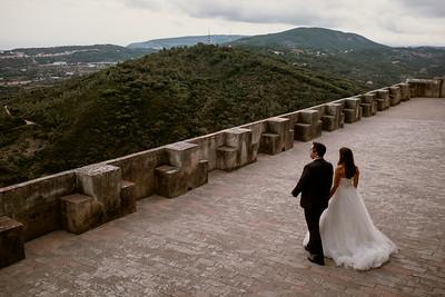 2020.09.22 Cátia e Filipe | Sessão de Casados @ Castelo de Palmela
