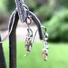 2.00ctw+ Emerald and Diamond Art Deco Conversion Earrings 13