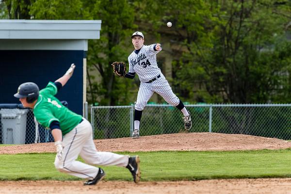CC Varsity Baseball vs Cathedral 2017-5-2