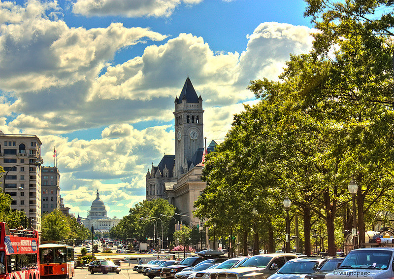 Downtown  DC HDR