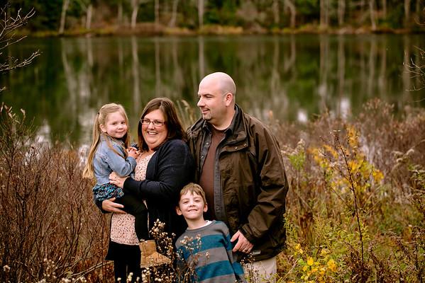 Roy-McDougall Family