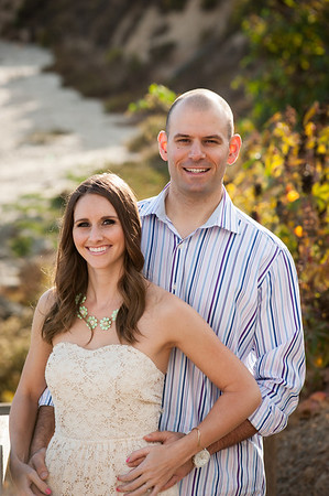 Leanne & Josh [Avila Beach Engagement Photography]