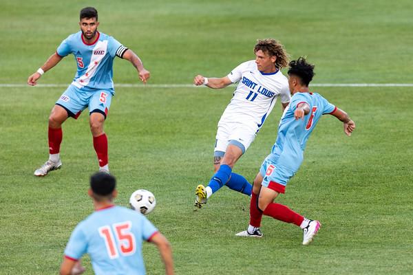 Men's Soccer: SLU vs UIC