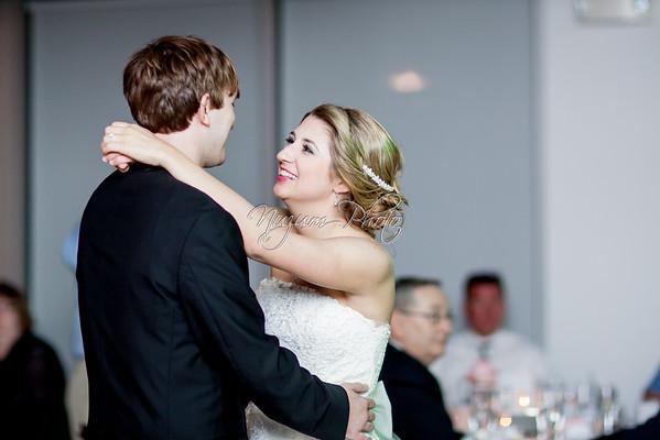 Dances - Courtney and Alex