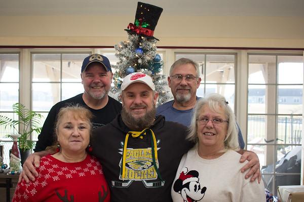 Truman Family Christmas 2019