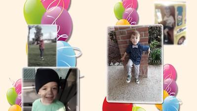 Logan is 5