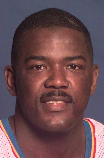 . On the day retired player Joe Dumars, is shown in this undated photo, finally got a key to his new office, he said the Pistons\' 54th draft pick probably won\'t contribute immediately to the team. But he said he\'s still anxious for draft night. Dumars sits in on his first NBA draft as the team\'s vice president of player personnel Wednesday night. He joined the front office two weeks ago after playing 14 years for Detroit, the only NBA team he\'s ever played for. (AP Photo)