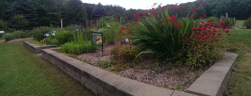 Blue Spruce Park Master Garden