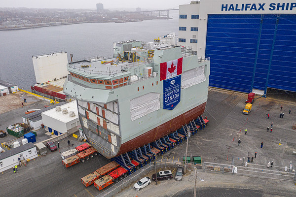 Irving Shipyard - Jan 23-23 2021