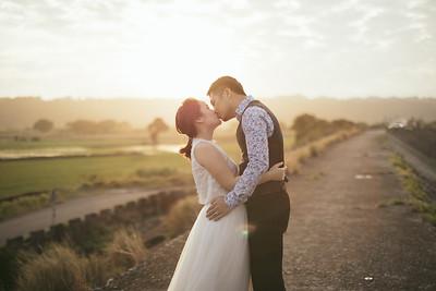 Pre-wedding | D2 + Ann