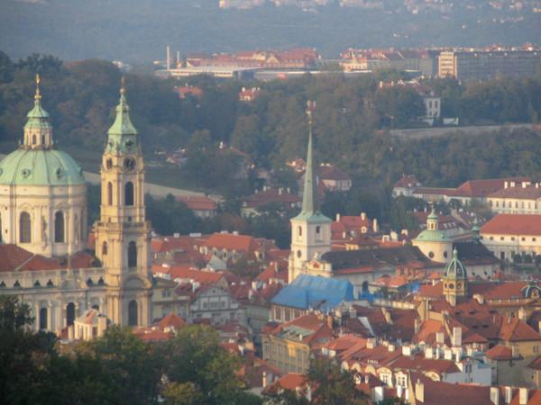 """""""Prague # ! """", Czechoslovakia."""