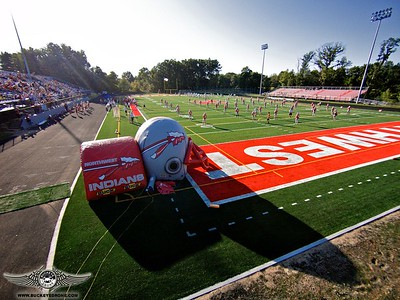 NW 1st Home Game on New TURF 2014