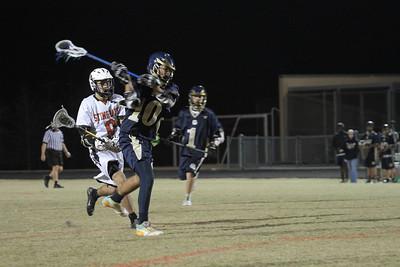 Sandalwood Lacrosse Game March 5, 2013