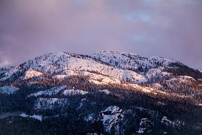 Squamish Mountain