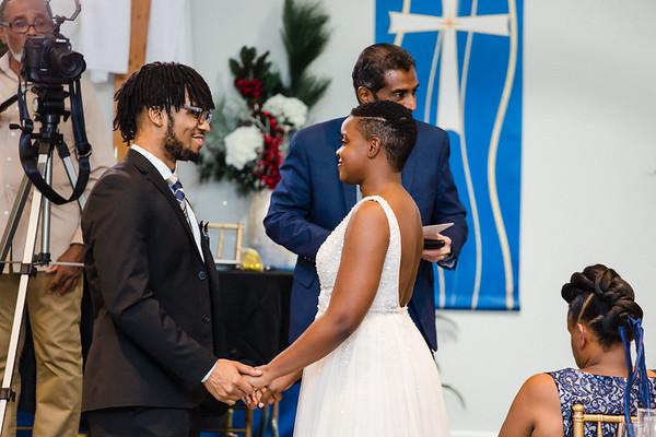 Karlene & Ignatius' Wedding