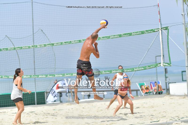 """5ª Edizione Memorial """"Claudio Giri"""" presso Zocco Beach San Feliciano PG IT, 25 agosto 2018 - Foto di Michele Benda per VolleyFoto [Riferimento file: 2018-08-25/ND5_9076]"""