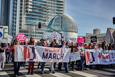 Jan 19 Women's March San Jose