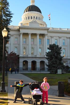 Sacramento and Apple Hill
