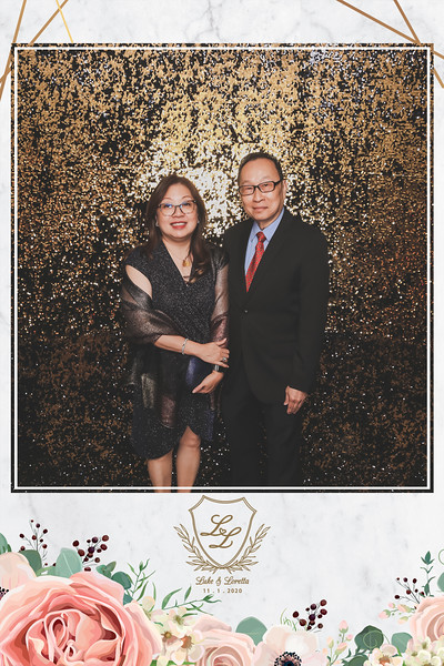 Wedding of Luke & Loretta | © www.SRSLYPhotobooth.sg