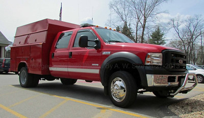 Rescue 1: 2006 Ford F550 with 2004 Rescue Body